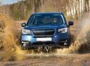 Фото авто Subaru Forester 4 поколение [рестайлинг],  цвет: синий