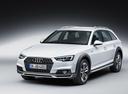 Фото авто Audi A4 B9, ракурс: 45 - рендер цвет: белый