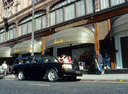 Фото авто Volvo 240 1 поколение, ракурс: 315 цвет: черный