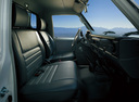 Фото авто Toyota Land Cruiser J70 [2-й рестайлинг], ракурс: торпедо