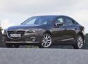 Фото авто Mazda 3 BM, ракурс: 45 цвет: коричневый