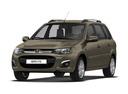 Новый ВАЗ (Lada) Kalina, коричневый , 2017 года выпуска, цена 488 500 руб. в автосалоне Бугач-Авто