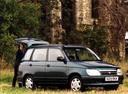 Фото авто Daihatsu Gran Move 1 поколение [рестайлинг], ракурс: 45