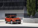 Фото авто Audi Q2 1 поколение, ракурс: 315 цвет: оранжевый
