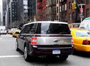 Фото авто Ford Flex 1 поколение, ракурс: 180