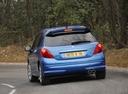 Фото авто Peugeot 207 1 поколение, ракурс: 180 цвет: синий