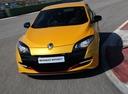 Фото авто Renault Megane 3 поколение [рестайлинг],  цвет: желтый