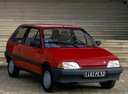 Фото авто Citroen AX 1 поколение, ракурс: 315