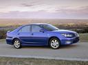 Фото авто Toyota Camry XV30 [рестайлинг], ракурс: 315 цвет: синий