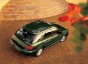 Фото авто Subaru Impreza 2 поколение, ракурс: сверху цвет: зеленый