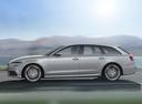 Фото авто Audi A6 4G/C7 [рестайлинг], ракурс: 90 цвет: серебряный