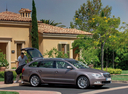 Фото авто Skoda Superb 2 поколение, ракурс: 270 цвет: сиреневый