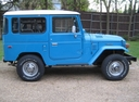 Фото авто Toyota Land Cruiser J40/J50, ракурс: 270
