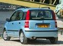 Фото авто Fiat Panda 2 поколение, ракурс: 135