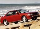 Фото авто Subaru Impreza 1 поколение [рестайлинг], ракурс: 270