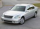 Фото авто Lexus LS 3 поколение [рестайлинг], ракурс: 45