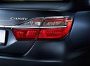 Фото авто Toyota Camry XV50 [рестайлинг], ракурс: задние фонари цвет: серый