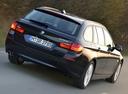 Фото авто BMW 5 серия F07/F10/F11 [рестайлинг], ракурс: 225 цвет: черный