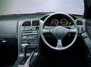 Фото авто Nissan Skyline R33, ракурс: торпедо