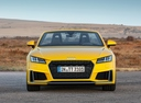 Фото авто Audi TT 8S [рестайлинг],  цвет: желтый