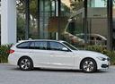 Фото авто BMW 3 серия F30/F31/F34 [рестайлинг], ракурс: 270 цвет: белый