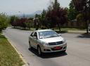 Фото авто Geely MK 1 поколение [рестайлинг], ракурс: 315 цвет: серебряный