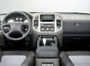 Фото авто Mitsubishi Montero 3 поколение, ракурс: торпедо