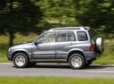 Фото авто Suzuki Grand Vitara 1 поколение [рестайлинг], ракурс: 90 цвет: серый