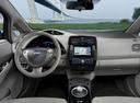 Фото авто Nissan Leaf 1 поколение, ракурс: торпедо