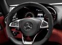 Фото авто Mercedes-Benz AMG GT C190, ракурс: рулевое колесо