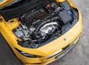 Фото авто Mercedes-Benz A-Класс W177/V177, ракурс: двигатель цвет: желтый