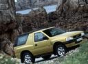 Фото авто Opel Frontera A, ракурс: 315
