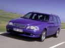Фото авто Volvo V70 1 поколение, ракурс: 45