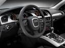 Фото авто Audi A4 B8/8K, ракурс: рулевое колесо