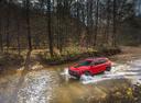 Фото авто Jeep Cherokee KL [рестайлинг], ракурс: 45 цвет: красный