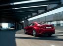 Фото авто Lexus RC 1 поколение [рестайлинг], ракурс: 135 цвет: красный