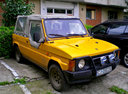 Фото авто Aro Spartana 1 поколение, ракурс: 315