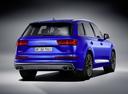 Фото авто Audi SQ7 4M, ракурс: 225 цвет: синий