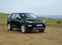 Фото авто Land Rover Discovery Sport 1 поколение, ракурс: 315 цвет: черный