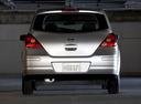 Фото авто Nissan Versa 1 поколение, ракурс: 180