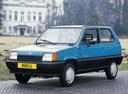 Фото авто SEAT Marbella 1 поколение, ракурс: 45