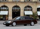 Фото авто Maybach 57 1 поколение, ракурс: 45 цвет: бордовый