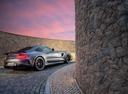Фото авто Mercedes-Benz AMG GT C190 [рестайлинг], ракурс: 225 цвет: серый