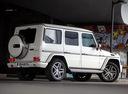Фото авто Mercedes-Benz G-Класс W463 [2-й рестайлинг], ракурс: 225 цвет: белый