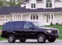 Фото авто Cadillac Escalade 1 поколение, ракурс: 270