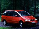 Фото авто Volkswagen Sharan 1 поколение, ракурс: 315