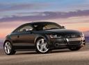 Фото авто Audi TT 8J [рестайлинг], ракурс: 315 цвет: серый