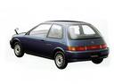 Фото авто Toyota Tercel L40, ракурс: 135 цвет: синий