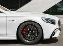 Фото авто Mercedes-Benz S-Класс W222/C217/A217 [рестайлинг], ракурс: колесо цвет: белый