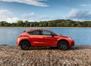Фото авто DS 4 1 поколение [рестайлинг], ракурс: 270 цвет: оранжевый